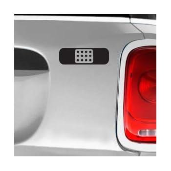 Bandaid Automotive Decal//Bumper Sticker LakepointOne.com