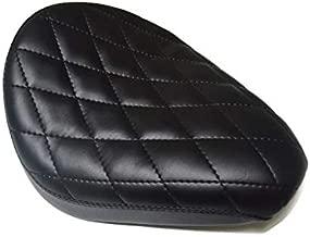 Custom Seat Black Diamond Stitching For Honda CMX REBEL 300 And 500 2017-2019 Seat Cushion Race Soft Fit Receptacle Saddle Honda CMX REBEL 300 And 500 2017-2019