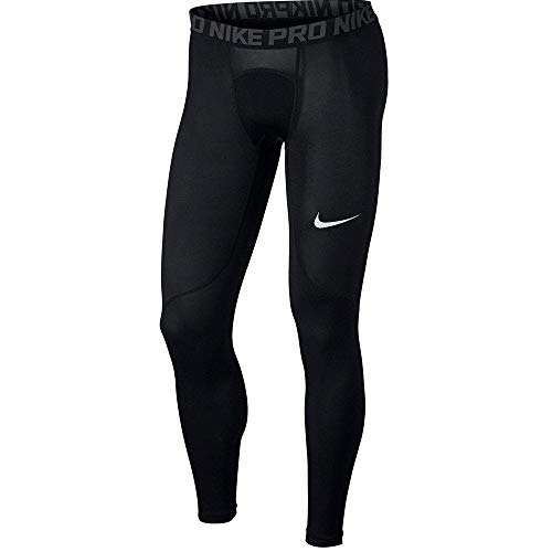 Nike M NP TGHT Collant de Training Homme, Noir (Black/Anthracite/White 010) - S