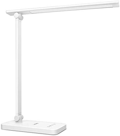 Lepro LED Desk Lamp Dimmable Home Office Lamp Touch Control 9W Bright Reading Table Lamp 3 Color product image