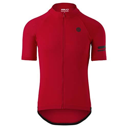 AGU Core Fietsshirt Essential Heren - Rood - 4XL