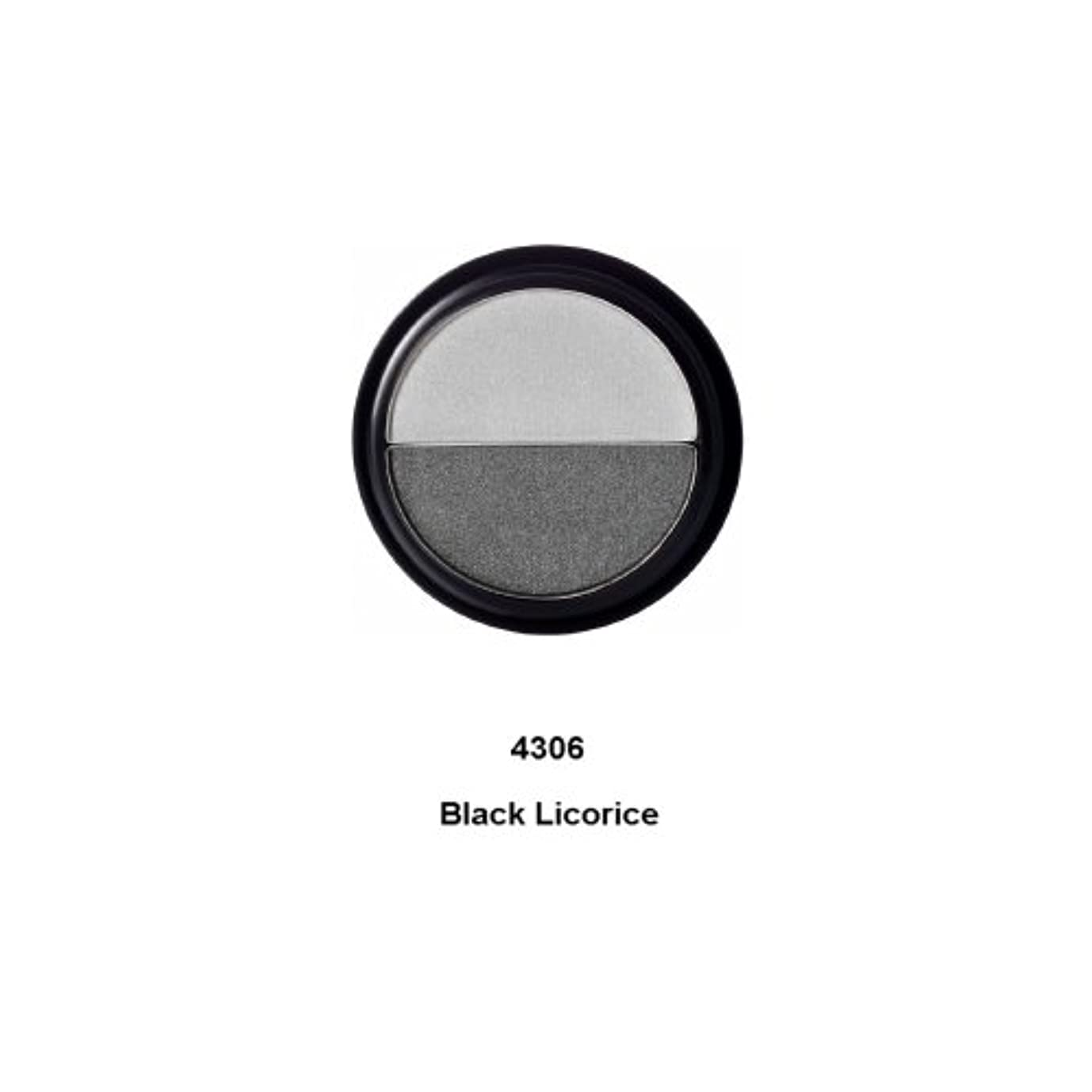 ウガンダ主張上昇e.l.f. Essential Duo Eyeshadow - Black Licorice (並行輸入品)