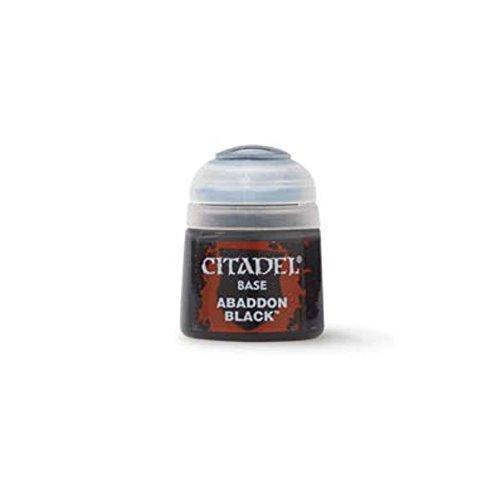 21-25 シタデルカラー ABADDON BLACK