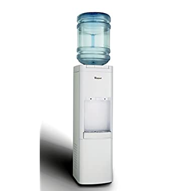 Whirlpool Commercial Water Cooler, Ice Chilled Water, White Water Dispenser