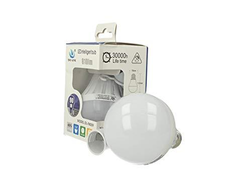 2 Lampade Led E27 Luce Emergenza Per Casa Ricaricabile Intelligente Anti Blackout Gancio Incluso Luce Per Campeggio (9)