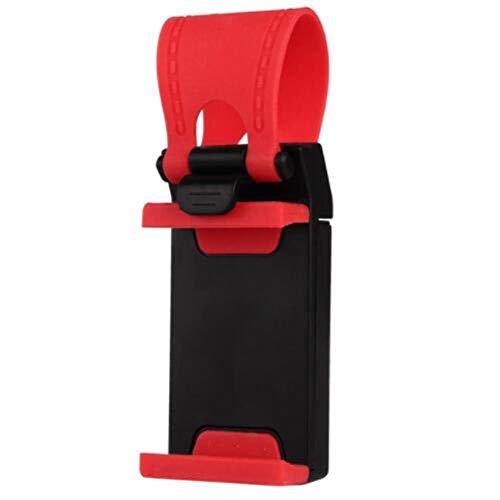 Gbcyp Auto telefoon houder, gemonteerd op het stuur beugel voor smartphone clip houder Auto telefoon houder