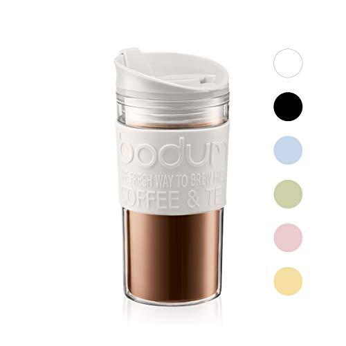 BODUM 11103-01S Travel Mug, Black, 0.35 Litre