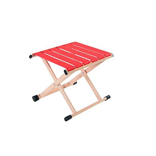 Outdoor Portable Folding Chair Thickening Mazar Folding Fishing Stool Small Bench Train Stool D-20-10-30