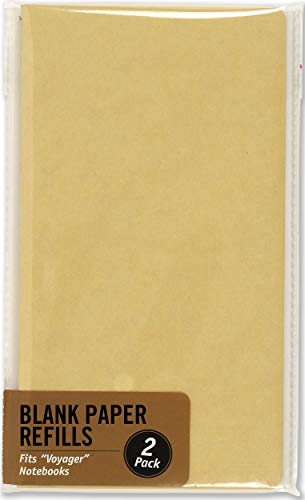 Voyager Blank Paper Refill (2-pack)