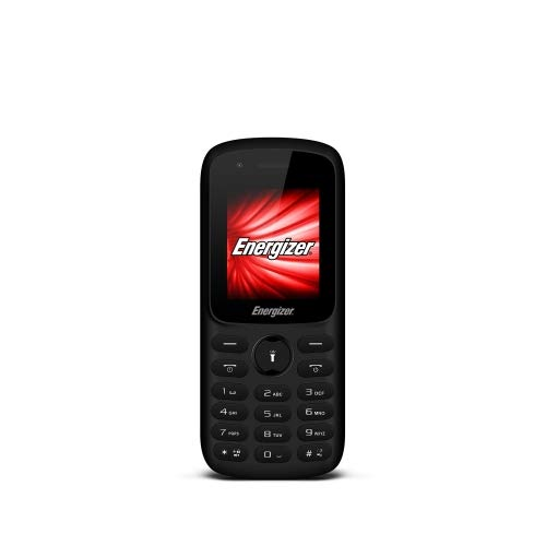 ENERGY E11 - Cellulare sbloccato 2G - Tastiera araba - Spine UK EU US (Display : 1, 80 - 32 Mo - Doppia SIM) - Nero