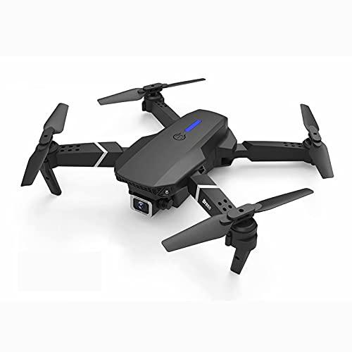 Drone RC con fotocamera 1080P - Quadricottero RC telecomandato con Follow Me, tempo di volo 15 minuti di ritorno automatico, droni FPV controllati da telefono cellulare APP con borsa