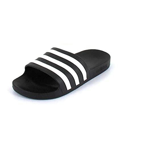 Adidas Chanclas Adulto Unisex, Negro (Negro 000), 42 EU
