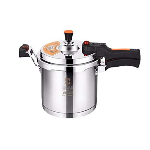 Xiaoxian Pressure Cooker, 304 Stainless Steel Pressure Cooker, Domestic Gas, Induction Cooker, Universal, European Pressure Cooker, 20/22/24cm, Best Choice For Kitchen Utensils Steamed o