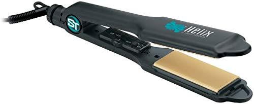Max 80% OFF Helix Super Tool Tourmaline Flat 2 Pack Iron Finally resale start of Ironcurling