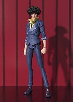 TAMASHII NATIONS Bandai S.H Figuarts Spike Spiegel Cowboy Bebop Action Figure Multicolor