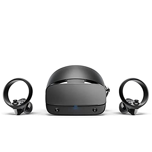 tyui Vidrios VR de Realidad Virtual, Sistema de Realidad Virtual PC Terminal de computadora VR Nuevo Touch Manija, con Gafas de Realidad Virtual: Nuevo y Suave y cómodo 3D VR