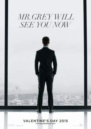 Fifty Shades of Grey – Film Poster Plakat Drucken Bild – 43.2 x 60.7cm Größe Grösse Filmplakat