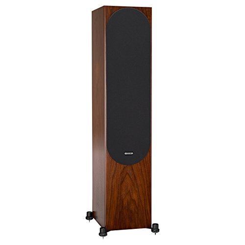 Lowest Prices! Monitor Audio Silver 500 Floorstanding Speaker - Each (Walnut)