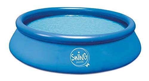 FSR Quick Up Pool 305 x 76 cm Swing Swimmingpool Schwimmbecken Aufstellpool ohne Pumpe