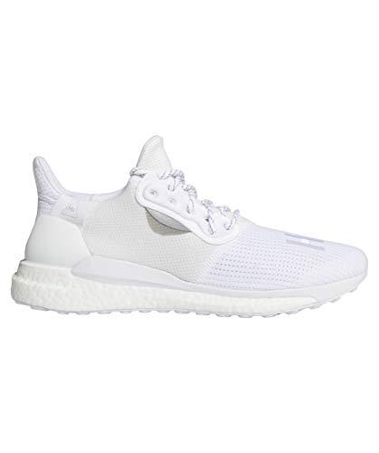 adidas Performance Herren Sneaker Pharrell Williams Solarhu PRD Weiss (10) 42