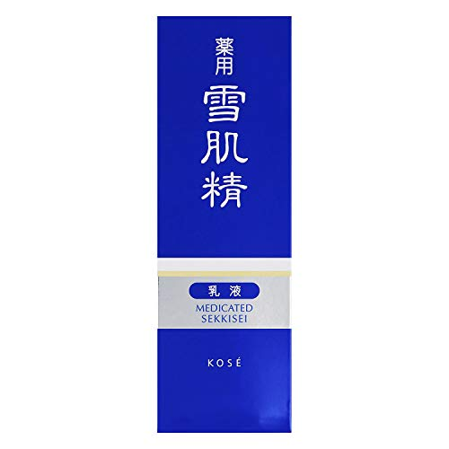 コーセー薬用雪肌精乳液リキッドノーマル単品140ミリリットル(x1)