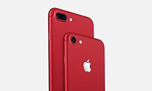 Apple iPhone 7 128GB - (PRODUCT)RED - Entriegelte (Generalüberholt)