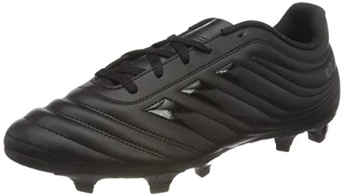 adidas Mens Copa 20.3 FG Football Shoe, Core Black/Core Black/DGH Solid Grey, 44 2/3 EU