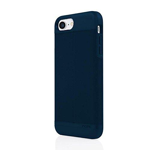 Incipio Esquire Series Custodia a Portafoglio per iPhone 7, Heather Navy