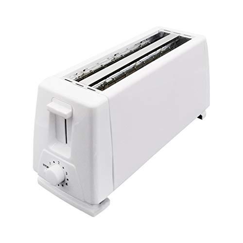 4-Scheiben-Toaster,Home Toaster,Slot Toaster,Toaster mit großer Kapazität 4-teiliger automatischer Toaster,Home Breakfast Toaster,für Brot, englische Muffins, Bagels, Abbrechen-Taste (A)