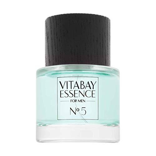 Vitabay Essence No. 5 for men 50 ml • Maskulines Eau de Parfum • Mit 10% Parfümöl