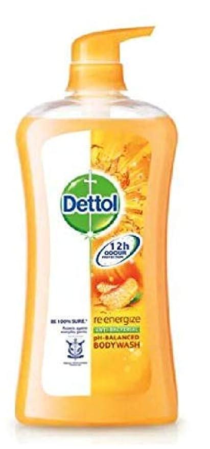 処方エチケット森林Dettol ボディウォッシュは、950mlのバランスの取れたフォーミュラで、デットルの信頼できる殺菌剤で活性化します。肌の水分バリアを尊重し、肌を健康でフレッシュにします。
