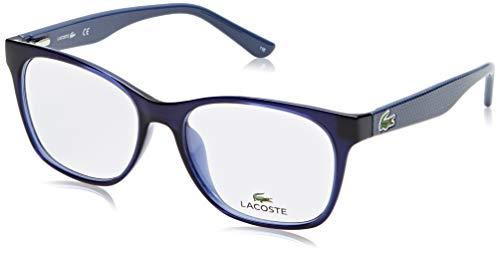Lacoste L2767 514 54 Monturas de gafas, Violet, Unisex-niños