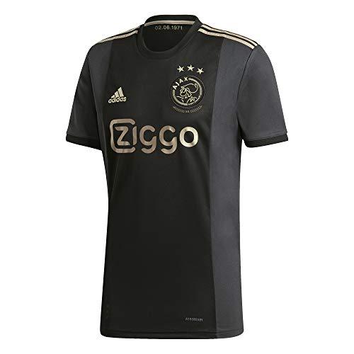 adidas Amsterdam Temporada 2020/21 AJAX 3RD JSY Camiseta Tercera equipación, Unisex, Negro, S