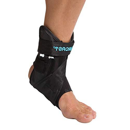 AIRCAST – AIRCAST – AirLift TM – Bandage für Disfunktion Del Tendine hinten – L, links