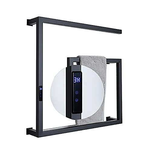 WXDL Toallero Eléctrico con Calefactor Acero Inoxidable Radiador Toallero Electrico Bajo Consumo...