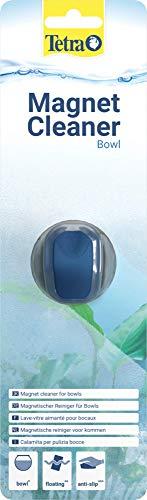 Tetra Magnet Cleaner - Magnetischer Scheibenreiniger für das Aquarium, Scheibenmagnet für eine schnelle und einfache Aquarium Reinigung, Bowl für runde Scheiben