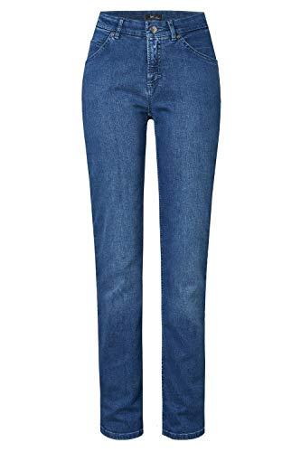 TONI Damen 5-Pocket-Jeans »Liv« in gerader Passform 42 Denim