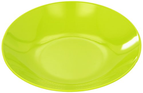zak! Designs 0204-7628 BBQ Teller tief grün 21 cm