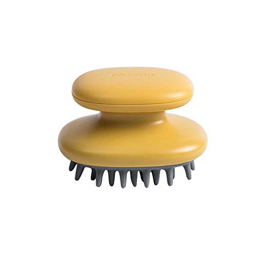 Brosse Shampooing Mini Tête Portable Coussin D'air Shampooing Brosse Salle De Bains Douche Large Dents Doux Silicone Soins Des Cheveux Lavage À La Main Massage Peigne