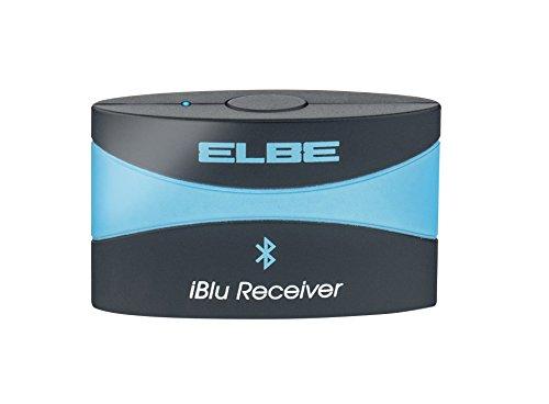 Oferta de ELBE REC-21-IPBT - Receptor Bluetooth para Docking, música sin cables, color negro y azul