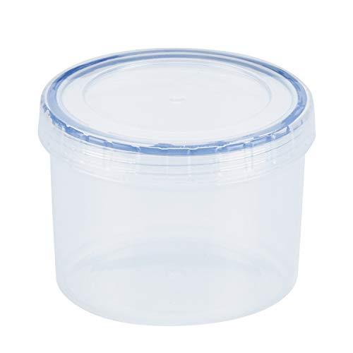 Lock & Lock Boîte de rangement ronde Transparent 360 ml