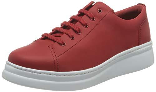 Camper Runner K200645, Zapatillas Mujer, Medium Red, 37 EU