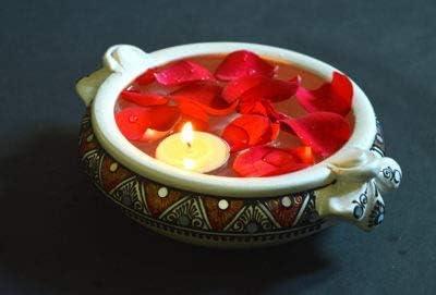 Shabana Art Potteries Handmade Max 57% OFF Pot Decorative Mail order Flower Terracotta