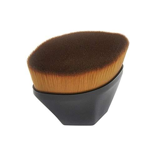 Pinceau de maquillage Outils de maquillage Pinceau de maquillage Set Eye Shadow Pinceau 1PCS Maquillage Bambou poignée double tête peigne brosse à sourcils Sourcils Ombre fibre synthétique outil Pince