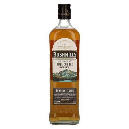 Bushmills Irish Whiskey American Oak BOURBON FINISH 40,00% 0,70 lt.