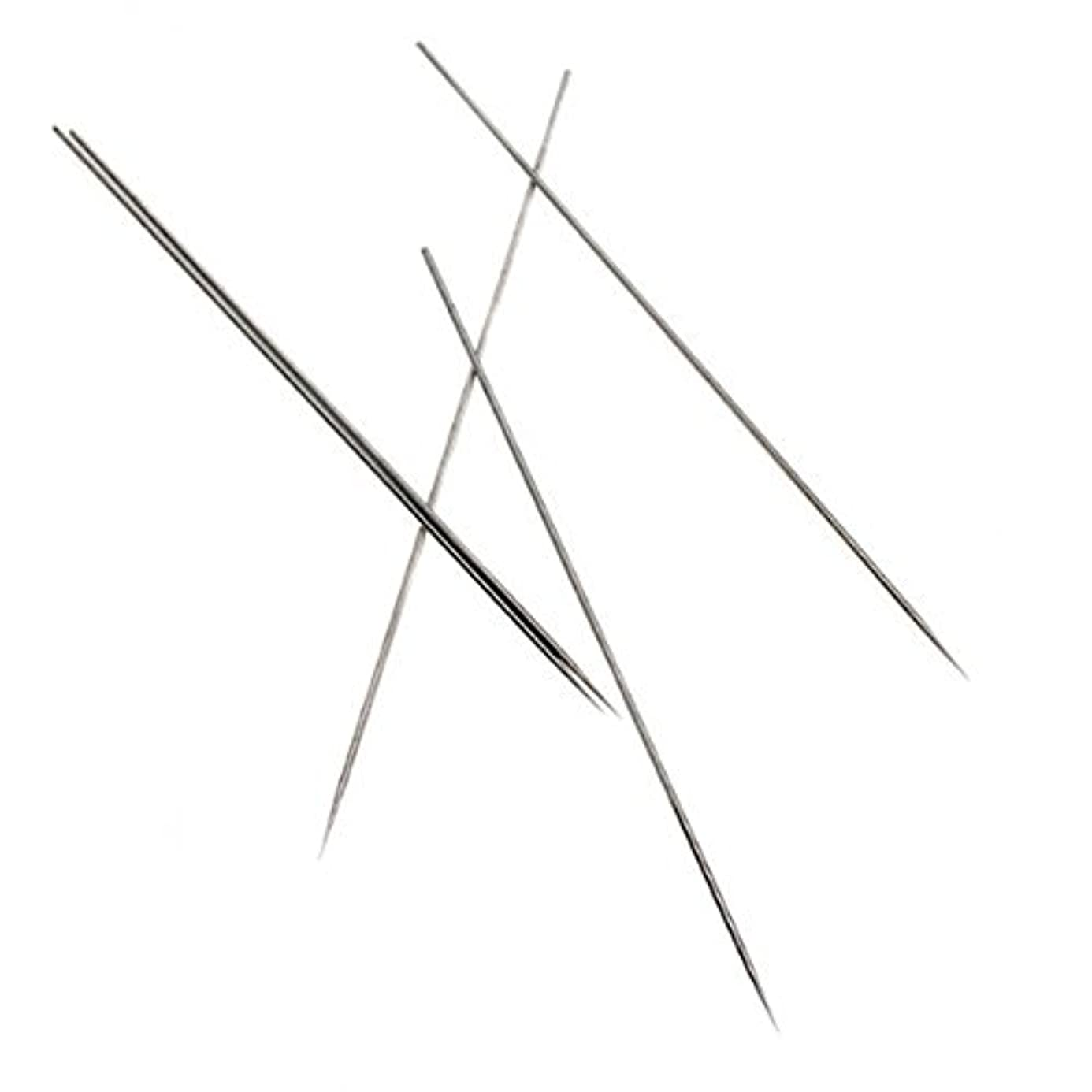 Tinksky Stainless Steel 0.3mm Needle Replacement for Airbrush Gun, Pack of 5 vmx8580593