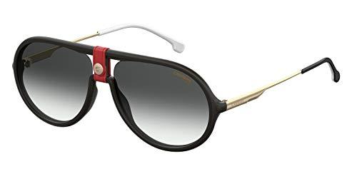 Carrera CA1020/S - Gafas de sol unisex para adultos, color dorado rojo/gris oscuro, 2.362in