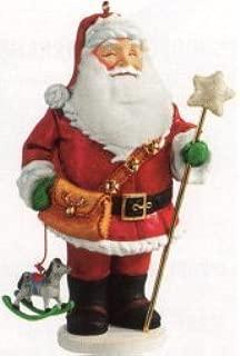 Hallmark Keepsake Ornament Collector's Club Santa Nutcracker 2005