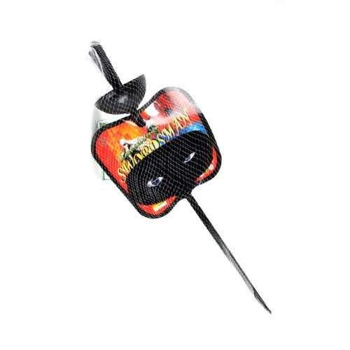 GIRM -S8870- Kit Maschera + Spada Zorro
