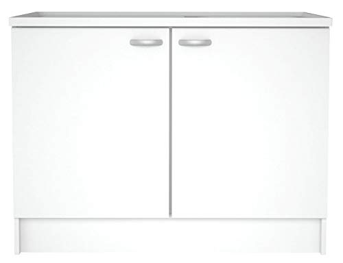 Salone-negozio-online KIT CUCINA MOBILE SOTTOLAV.45513 2A.49 BIANCO